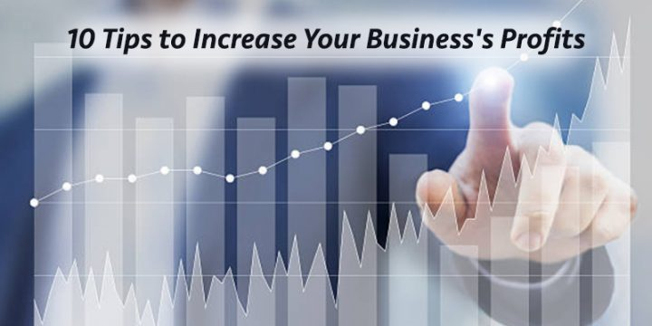 10 tips to increase your business-profits