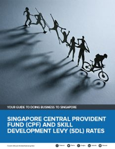 Singapore Central Provident Fund (CPF) and Skill Development Levy (SDL) Rates