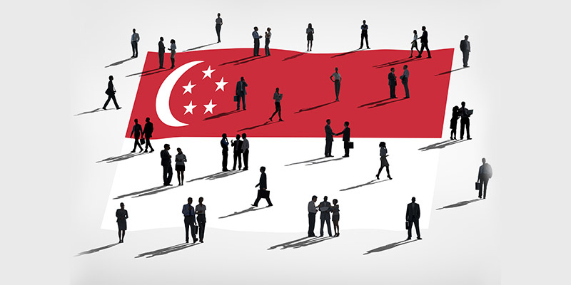 National Service not Necessary: 60% New Singapore Citizens