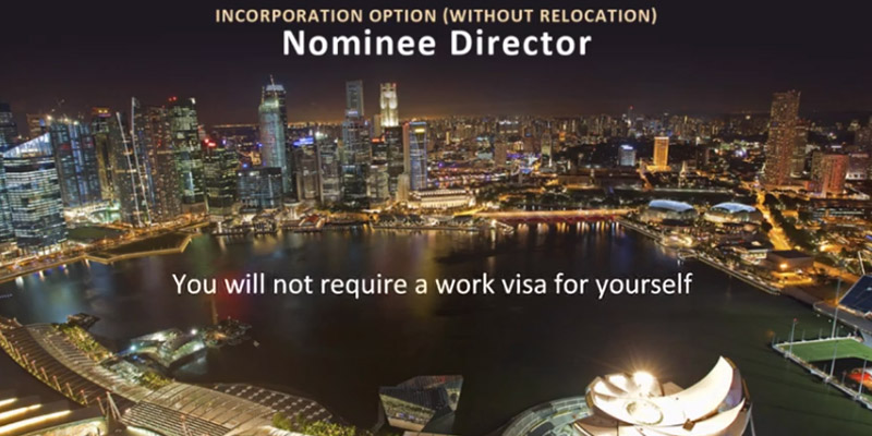 Singapore Company Incorporation for Foreign Individuals with ND
