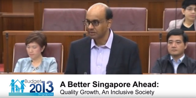 A Better Singapore Ahead: Quality Growth. An inclusive Society