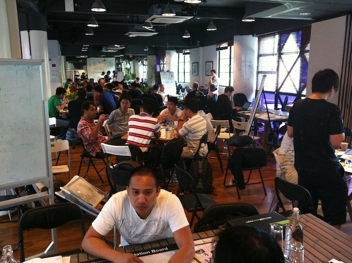 LSM Singapore 2012 (Photo: e27)