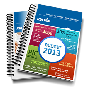 Singapore Budget 2013 Snapshot