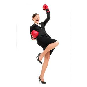 businesswoman-gloves