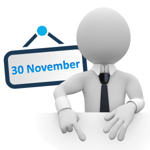 corporate-tax-filing-deadline Final Corporate Tax Deadline: November 2013