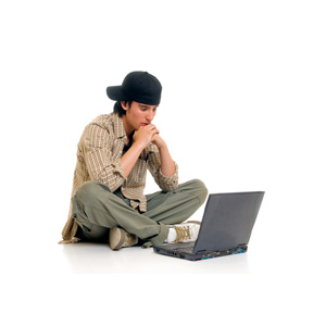 man-laptop Three Ways to Come up with a Good Business Idea