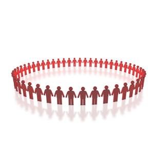 people-circle