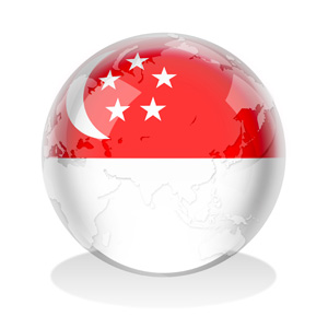 singapore-ball Singapore Emerges No. 11 in 2012 Web Index