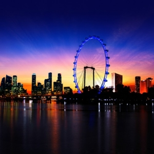 singapore-flyer-skyline Singapore Targets Higher Tourism Inflow Via Entertainment Industry