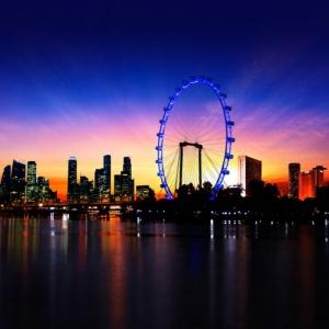 singapore-flyer-skyline