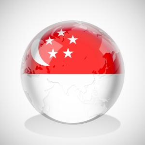 singapore-globe Singapore Permanent Residence tougher to attain
