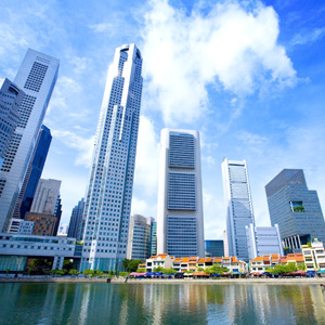 singapore-landscape INSEAD's GII Report Ranks Singapore as the Most Innovative Country in Asia