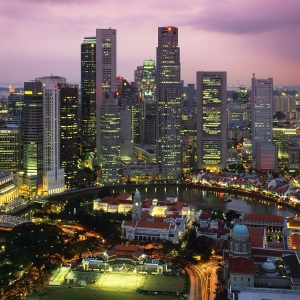 singapore-old-and-new High Net Worth Individuals Flock to Singapore