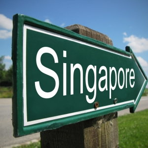 singapore-roadsign Singapore Continues to Attract Millionaires