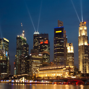singapore Singapore Hosts 3 Summits on Urban Development