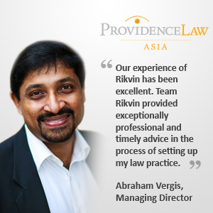 Providence Law Asia LLC