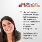 Destination Imagination Ltd.
