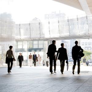 business-people-walking