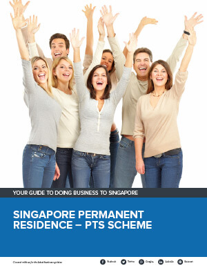 Singapore Permanent Residence – PTS Scheme