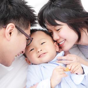 singaporean-family
