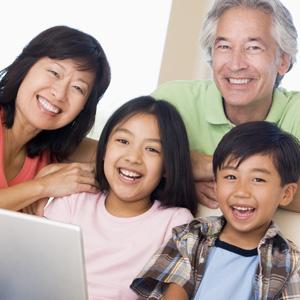 singaporean family