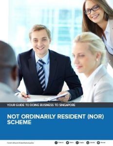 Not Ordinarily Resident (NOR) Scheme