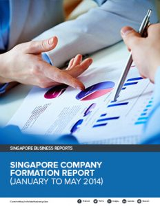 Singapore Company Formation Report (January to May 2014)