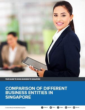 Comparison of Singapore Business Entities