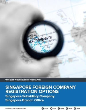 Foreign Company Registration Options in Singapore