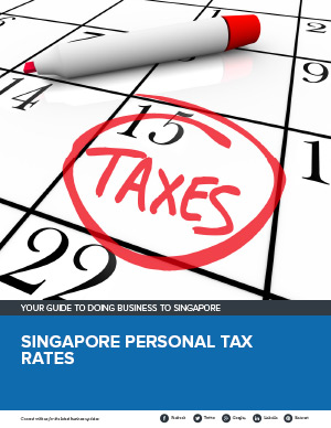 Singapore Personal Tax Rates