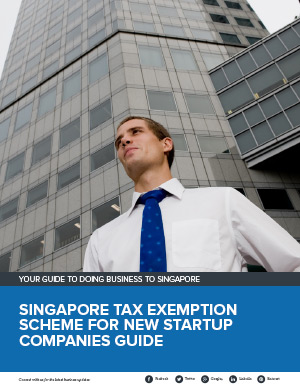 Singapore Tax Exemption Scheme for New Startup Companies Guide