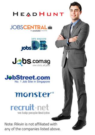 Singapore job sites