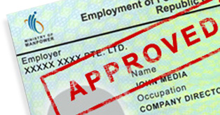 employment pass approval