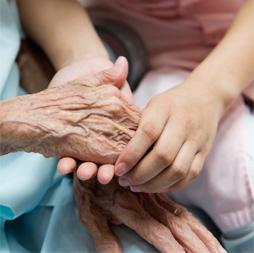 grandparent caregiver relief