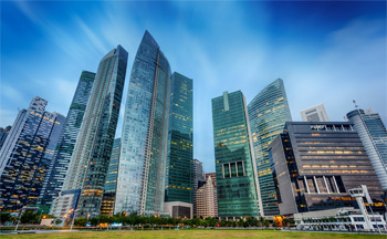 Singapore ideal business hub