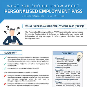 What You Should Know About Personalised Employment Pass