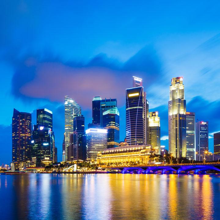 Singapore Company Registration Incorporation