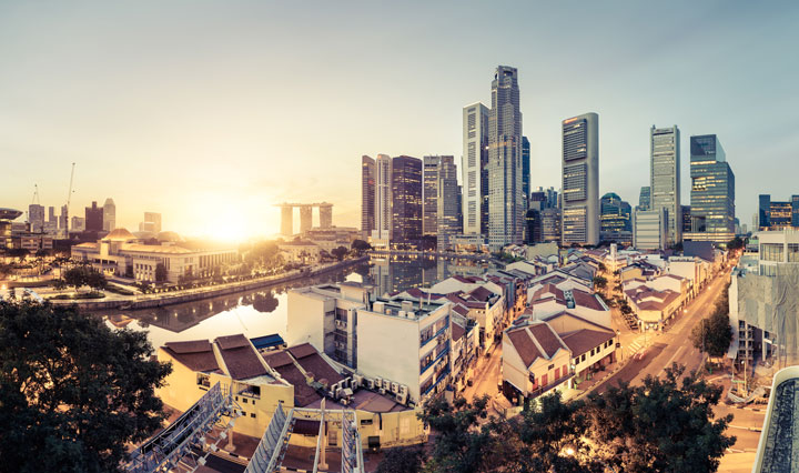why indian start ups choose singapore