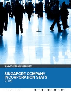 Singapore Company Incorporation Stats – 2015