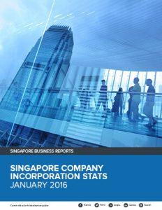 Singapore Company Incorporation Stats – January 2016