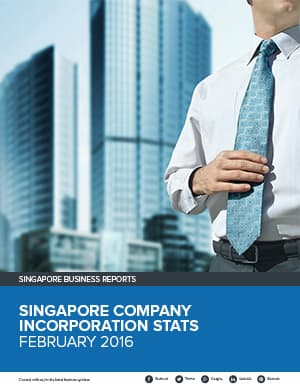 Singapore Company Incorporation Stats – February 2016