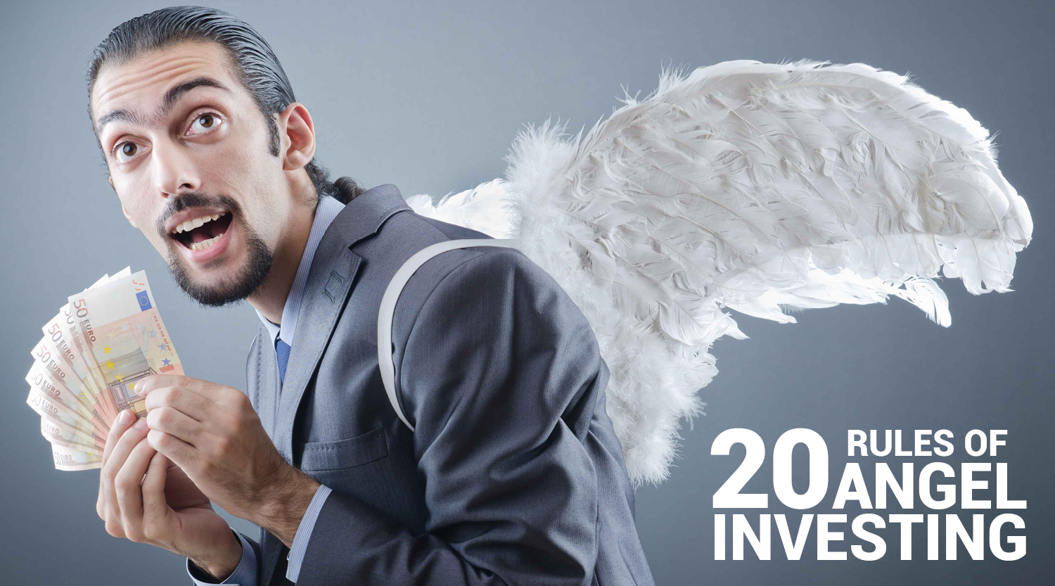 20 rules of angel investing