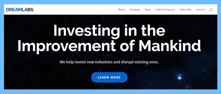 one stop dreamland for funding and investments
