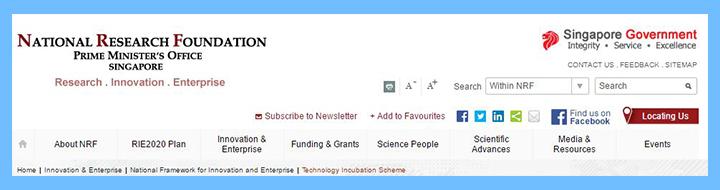 technology incubation scheme for startups singapore
