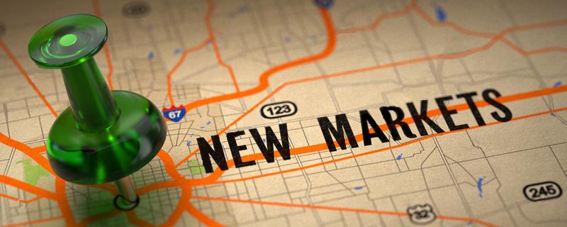 Identify a new market
