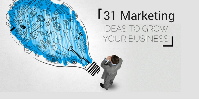 ideas to do effective marketing for business