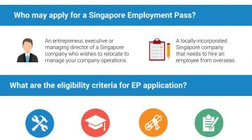 what you need to know about Singapore Employment pass