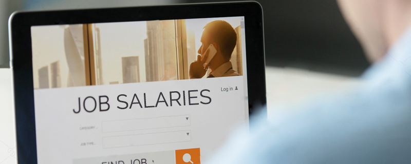 Know the salaries that are consistent in your Industry
