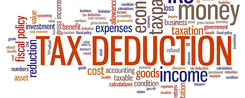 Organize and get Tax Deductions