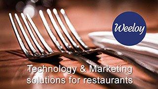 weeloy restaurant b2b